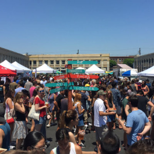Smorgasburg To Set Up Shop At Coliseum For USC And Rams Games