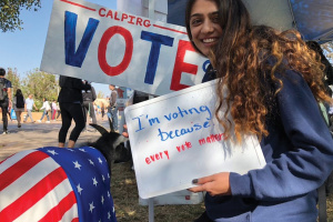 What Young Voters Are Talking About Going Into Election Day
