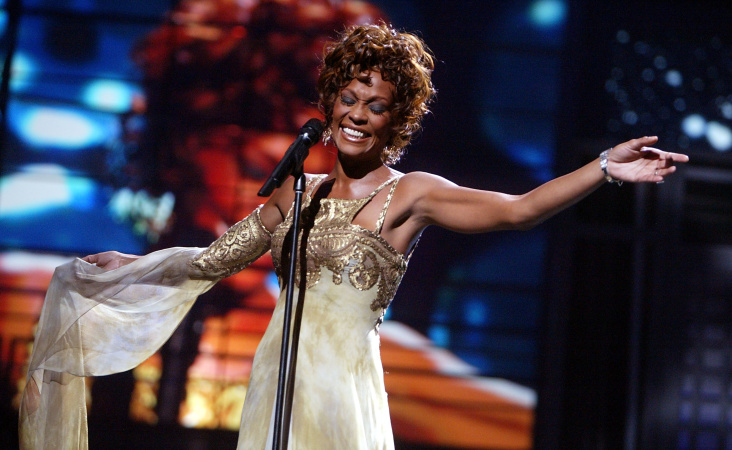 8,500 Starbucks Are Playing Whitney Houston All Day -- Listen To The Playlist & Watch Her Videos Here