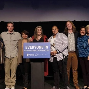 Everyone In: Cracking the Homeless Crisis, One Story at a Time