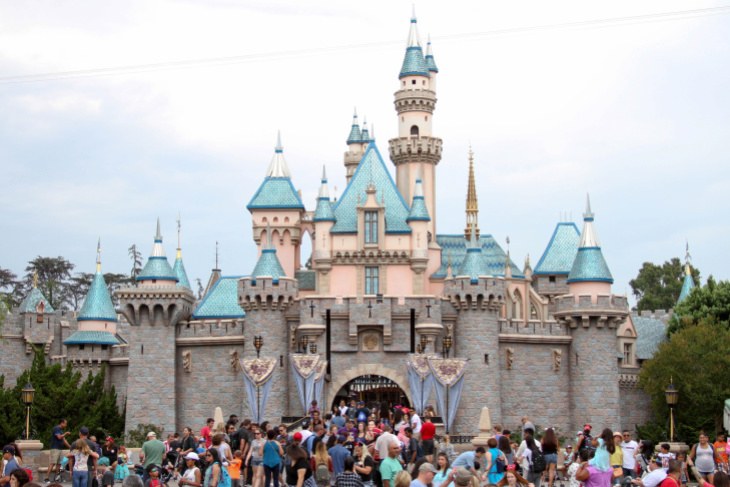 Anaheim Says The Ballot Initiative To Raise Disneyland Wages Doesn T Apply To Disneyland After All Laist