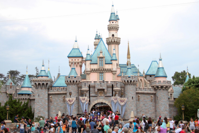 Anaheim Says The Ballot Initiative To Raise Disneyland Wages Doesn't Apply To Disneyland After All