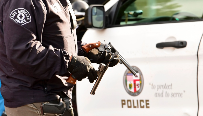In South LA, Gang Intervention Workers Are Trying To Slow A Dramatic Spike In Gun Violence