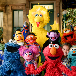 Los Angeles Turns Into Sesame Street For 3 Days This Summer