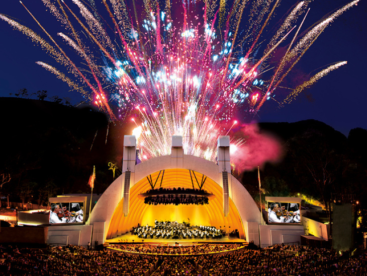 Nile Rodgers & CHIC Groove at The Hollywood Bowl For The 4th Of July: LAist