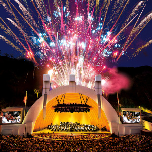 Nile Rodgers & CHIC Groove at The Hollywood Bowl For The 4th Of July