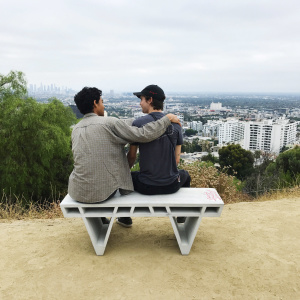 Why 4 Friends Carried A Cement Bench Up Runyon Canyon For A Single Day
