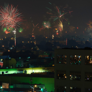 Dear LAist: What's Up With Illegal Fireworks In LA?