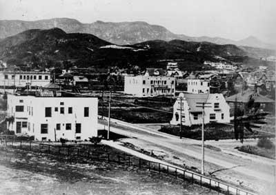 Hollywood Highland 1907