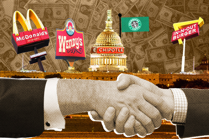 Fast Food Donation: How Is Your Favorite Chain Spending Its Political Bucks?