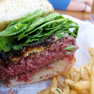 Father's Office Is Taking Its Delicious Burger To The Arts District