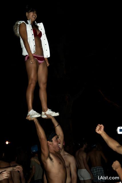 UCLA Cheerleader