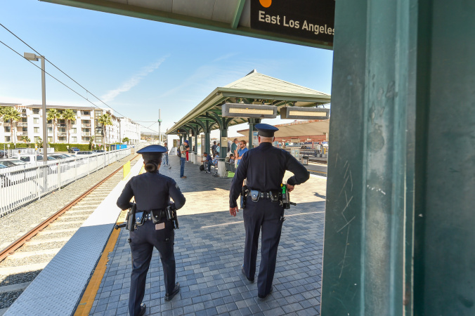 LA Metro Boosts Police Contracts While Calling For Funding To Rethink Public Safety