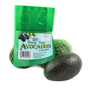 Trader Joe's Is Now Selling These Adorable 'Teeny Tiny' Avocados
