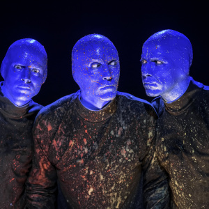 Blue Man Group Is Here In Hollywood, So We Can All Figure Out What Exactly They Are