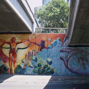 Metro Admits To Painting Over Historic LA Mural