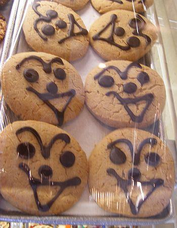 menacing cookies