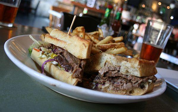 Boogaloo Debris Sandwich