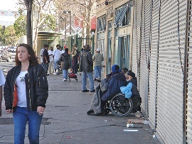 Skid Row & California Rent Control