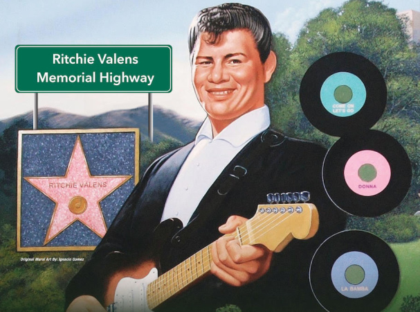LA Is Honoring Pacoima's Ritchie Valens With A Rock 'N' Roll Festival And Freeway Dedication