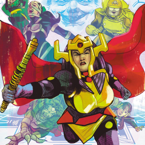 Alien Boss Women Take Down Abusive Men In New Comic 'Female Furies' -- Read The First 5 Pages