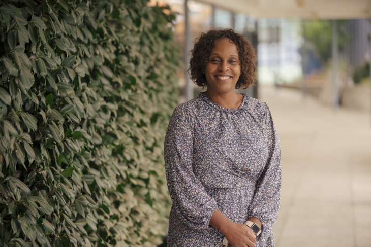 'It's My Job To Continue To Push' For More Diverse Early ChildhoodLeadership