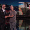 Video: Jon Stewart Is Upset At Kid Who Had Jimmy Kimmel-Themed Bar Mitzvah