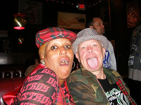 Tequila Mockingbird and Buster Bloodvessel