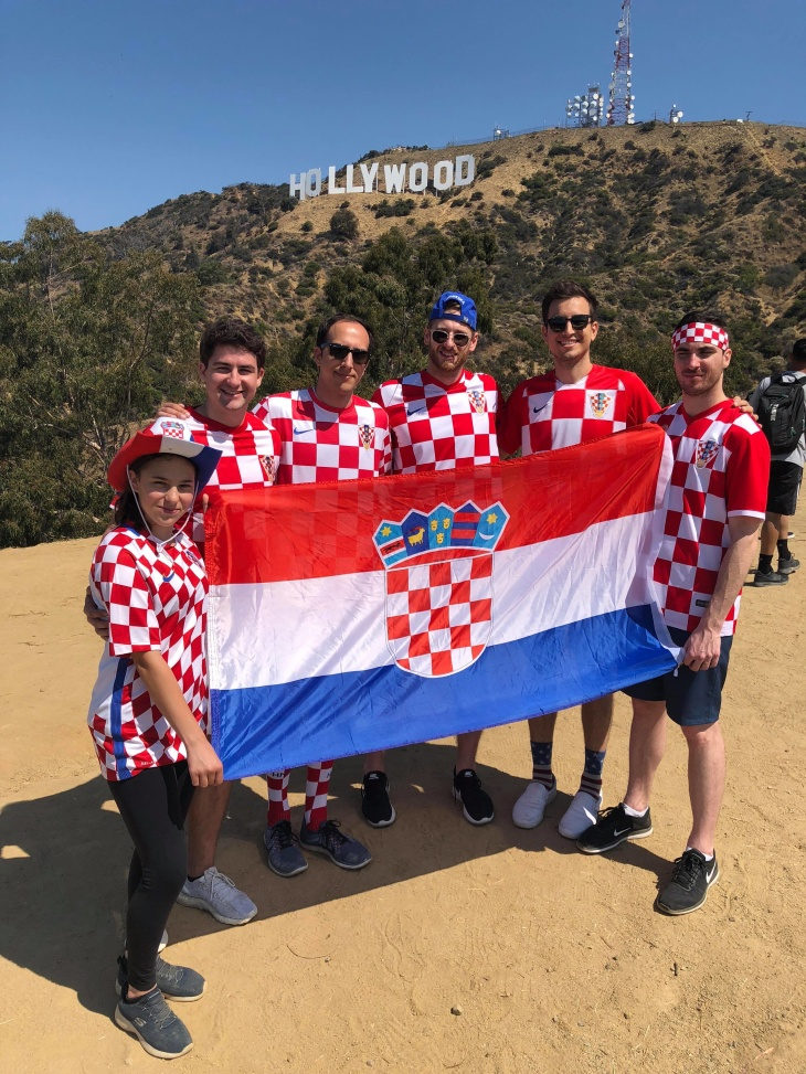 In The World Cup Final, LA's French And Croatian Communities See A Chance For A Repeat, Or Revenge