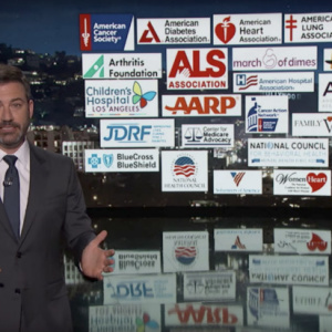 Video: Jimmy Kimmel Refuses To Give Up Fight Against GOP Healthcare Bill
