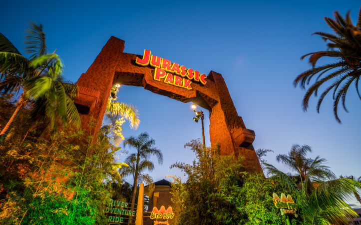 Before Jurassic Park Roars Out Of Universal Studios, This Superfan Takes One Last Ride