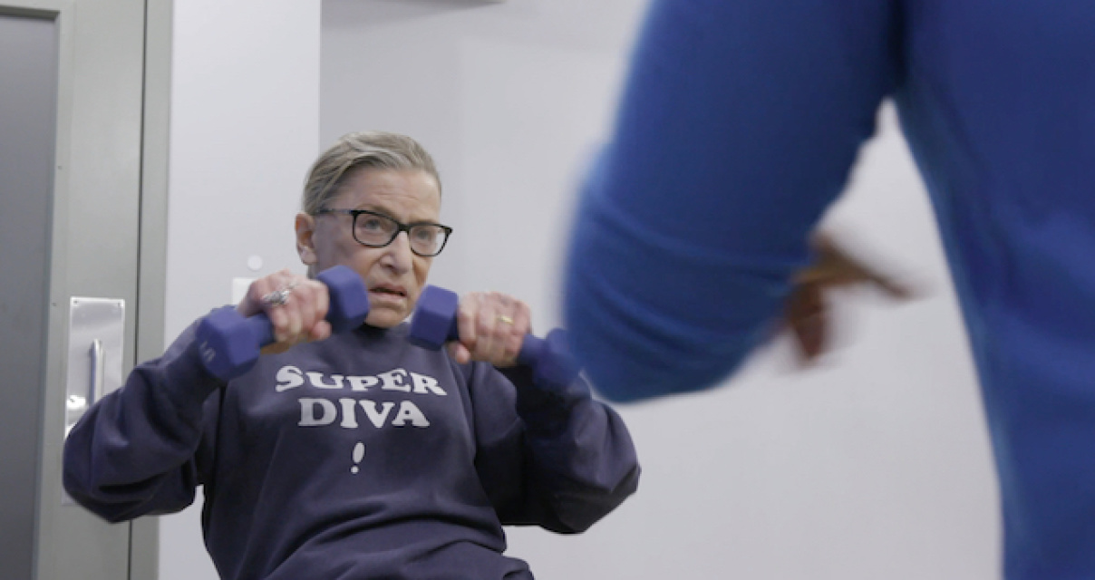 'RBG' Follows Ruth Bader Ginsburg's Lifetime Of Squashing Sexism