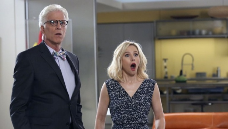 'The Good Place' Writers Are Getting Actual Forking Philosophy Lessons
