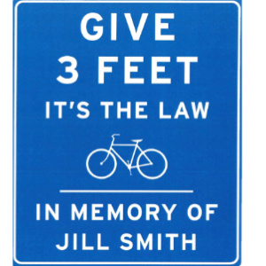 LA Is Launching A Program To Post Memorial Signs For Cyclists Killed On City Streets