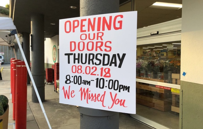 After Deadly Police Shootout, Silver Lake Trader Joe's Opens Doors Again: 'Things Will Never Be The Same'