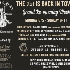 Beloved Cat & Fiddle Reopens At New Hollywood Location