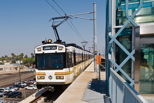 The Expo Line Is So Popular, It Already Needs More Cars: LAist