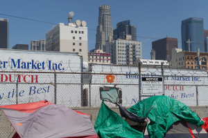 LA County Wants Out Of A Big Federal Homelessness Lawsuit