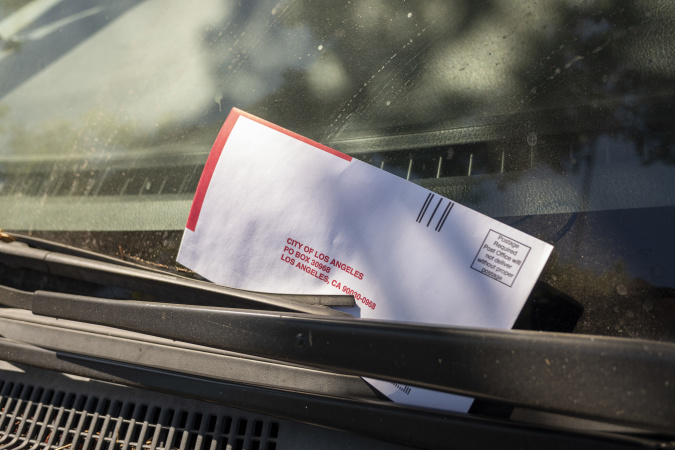 LA Parking Tickets Are Back After A Pandemic Hiatus. Here's What You Need To Know.