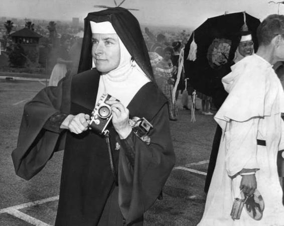 How LA's Pop Art Nun Left Her Mark On The City