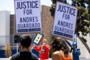 FBI Will Review Fatal Shooting Of Andrés Guardado By L.A. Sheriff's Deputy
