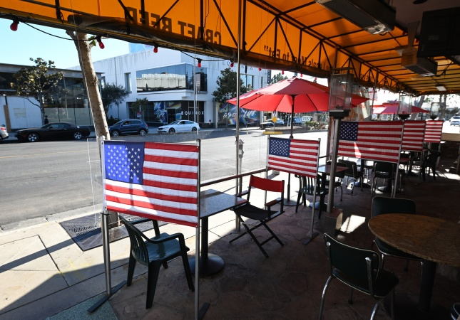 The Outdoor Dining Ban Will Stay In Place Until At Least February