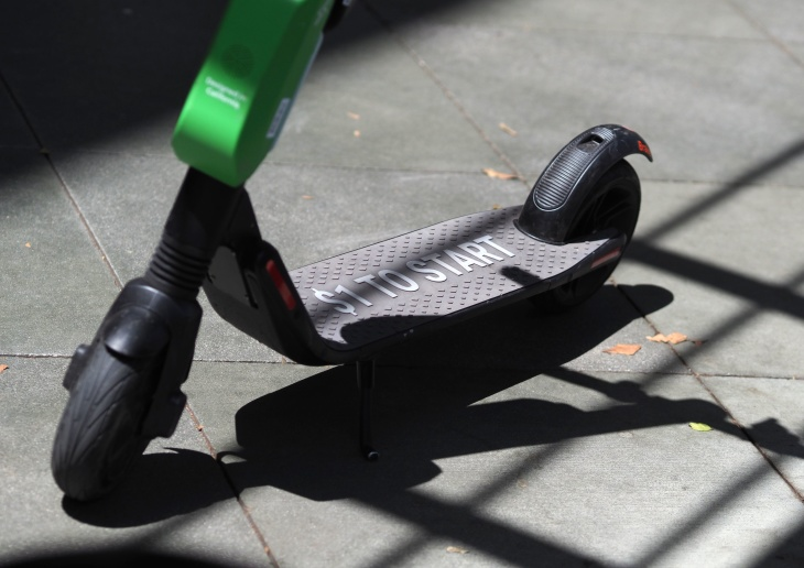 Scooters, Scooters Everywhere  Here's How LA's Grand Experiment Is