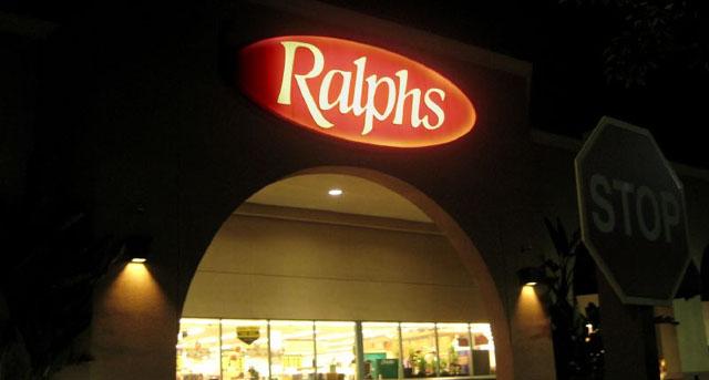 no apostrophe in ralphs