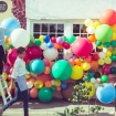 This Woman's Been Covering LA In Epic Balloon Creations