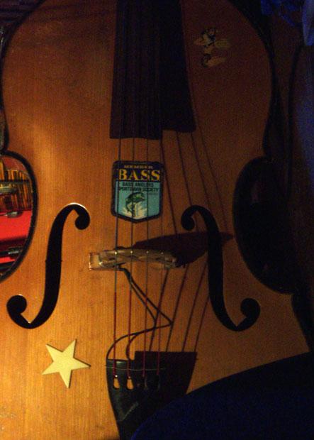 Amy LaVere's BASS Upright Bass