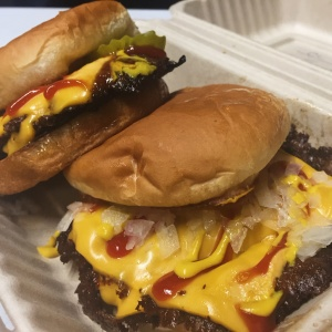 SoCal's Hottest New Burger Only Pops Up In An Auto Body Shop At Night