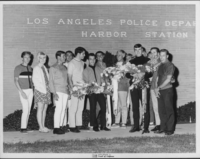 Flower_Power_protest_at_LAPD.jpg
