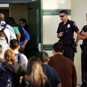 LA Schools Randomly Searched Students For Weapons For 26 Years. Here's Why That Practice Will End