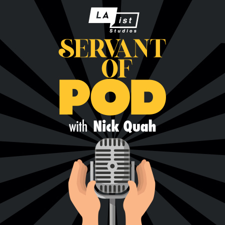 Servant of Pod with Nick Quah cover image